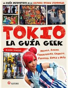 La guia Geek de Tokyo