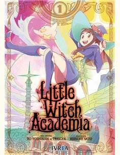 LITTLE WITCH ACADEMIA 01(COMIC)