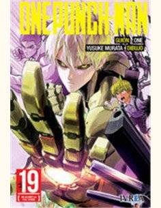ONE PUNCH-MAN 19 (COMIC)