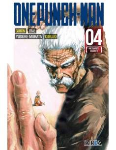 ONE PUNCH-MAN 04 (COMIC)
