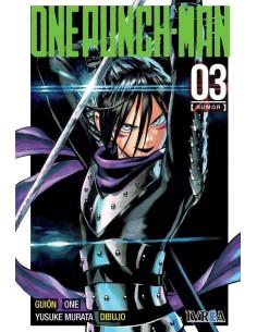 ONE PUNCH-MAN 03 (COMIC)