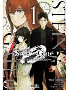 STEINS-GATE ZERO 01
