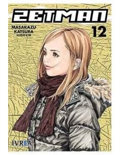 ZETMAN 12 (COMIC)