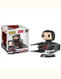 Figura POP Star Wars Kylo Ren on TIE Fighter