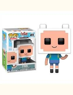 Figura POP Adventure Time Minecraft Finn