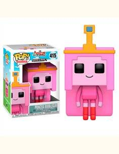 Figura POP Adventure Time Minecraft Princess Bubblegume