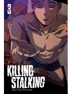 KILLING STALKING, VOL. 3