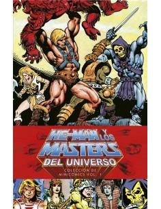 He-Man y los Masters del Universo: Colección de minicómics vol. 01 (de 3) (Segunda edición)