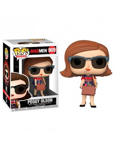 Figura POP Mad Men Peggy