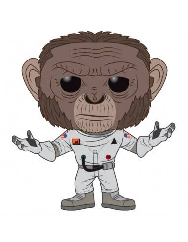 Figura POP Space Force Marcus the Chimstronaut