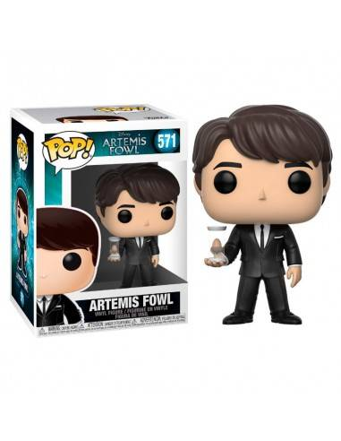 Figura POP Disney Artemis Fowl