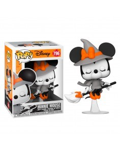 Figura POP Disney Halloween Witchy Minnie