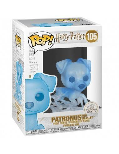 Figura POP Harry Potter Patronus Ron Weasley
