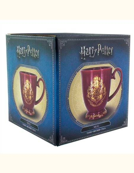 Taza Hogwarts Harry Potter ceramica