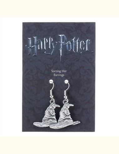 Pendientes Sorting Hat Harry Potter