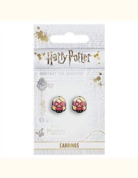 Pendientes Luna Lovegood Harry Potter chibi