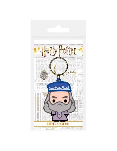 Llavero rubber Dumbledore Harry Potter