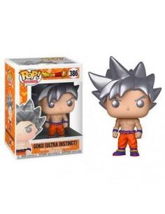 Figura POP Goku Dragon Ball Z Ultra Instinct Form