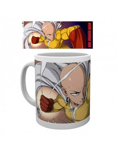 Taza One Punch Man Saitama Punch