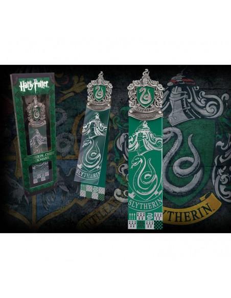 Marcapaginas Slytherin Harry Potter