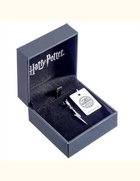 Colgante charm swarovski Lightening Bolt Harry Potter
