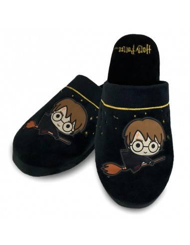 Pantuflas Harry Kawaii Harry Potter mujer