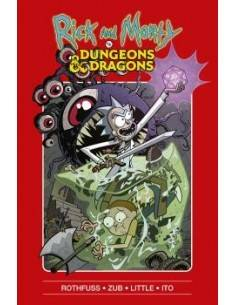 RICK Y MORTY VS DUNGEONS &...