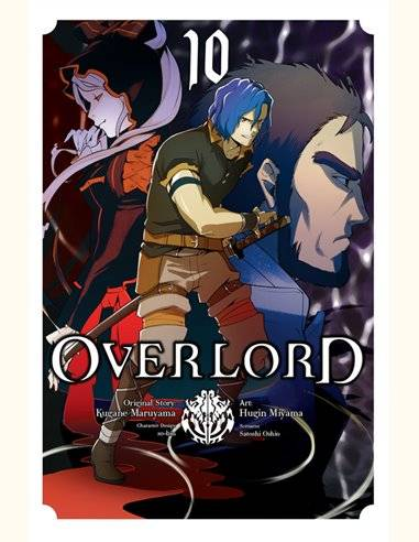 Overlord núm. 10