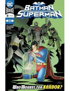 Batman/Superman núm. 08