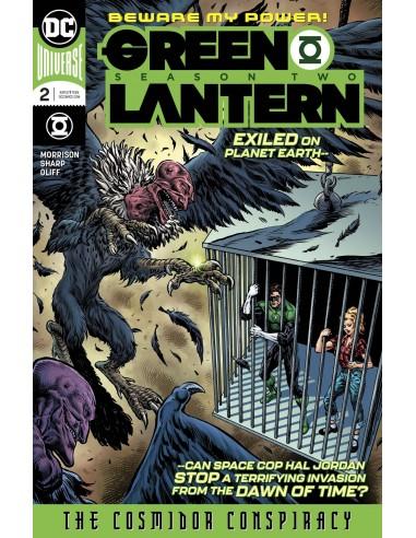 El Green Lantern núm. 99/ 17