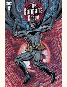 La tumba de Batman núm. 05 de 12