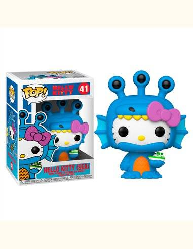 Figura POP Sanrio Hello Kitty Kaiju Sea Kaiju