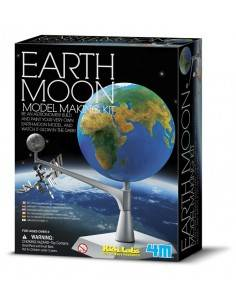 JUEGO KIDZ LABS EARTH MOON...