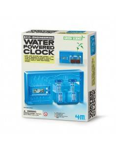 JUEGO 4M WATER POWERED CLOCK