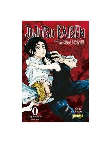 Compra JUJUTSU KAISEN 0 9788467941920