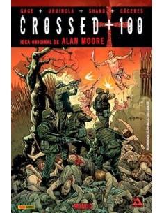 CROSSED + 100  04. MIMIC (COMIC)