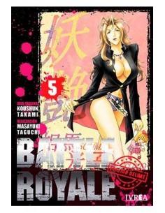 BATTLE ROYALE DELUXE 05