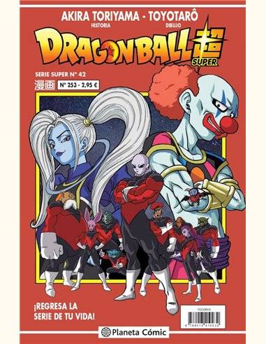 Dragon Ball Serie Roja nº 253