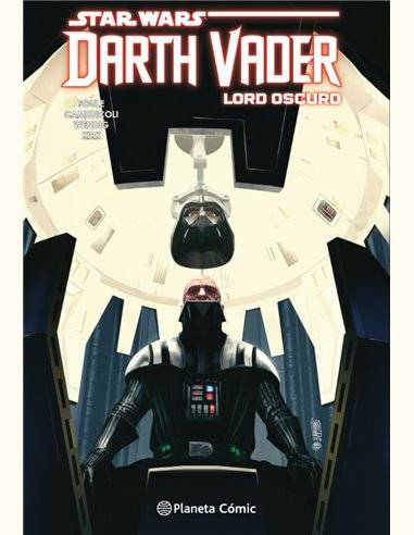 Star Wars Darth Vader Lord Oscuro (tomo) nº 03/04