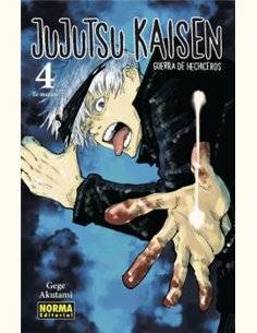 JUJUTSU KAISEN 04