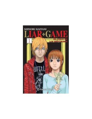Liar Game nº 10/19