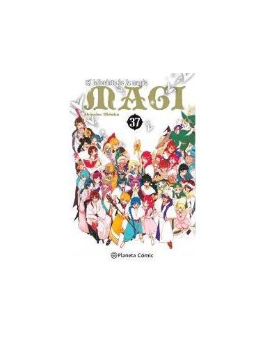 Magi El laberinto de la magia nº 37/37