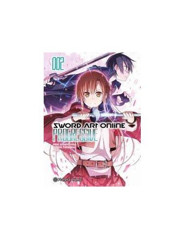 Sword Art Online progressive nº 02/07