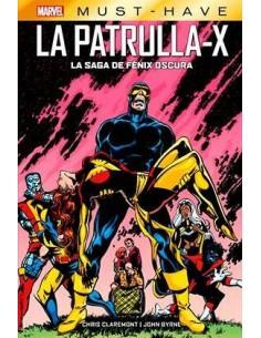 MARVEL MUST-HAVE. LA PATRULLA-X: LA SAGA DE FENIX OSCURA