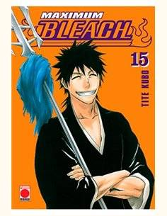 BLEACH MAXIMUM 15