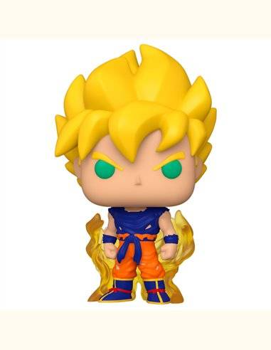 Compra Figura POP Dragon Ball Z S8 Super Saiyan Goku First Appearance 889698486002