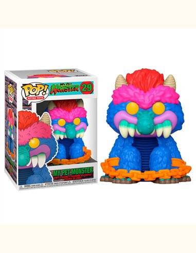Figura POP My Pet Monster