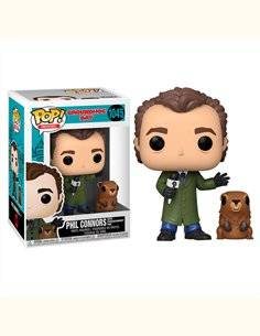 Figura POP Atrapado en el Tiempo Phil with Punxsutawney Phil