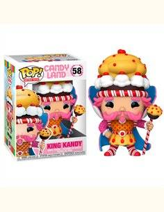Figura POP Candyland King Kandy