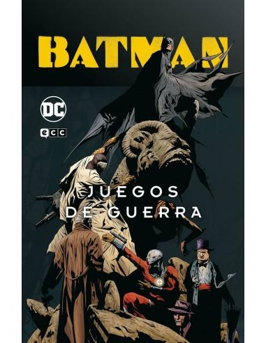 Batman: Juegos de Guerra